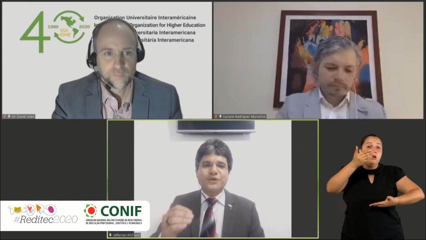Rede Federal busca fortalecimento da cooperação latino-americana nas ações de internacionalização